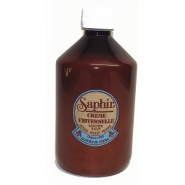Crème universelle pour cuir 500 ml Saphir