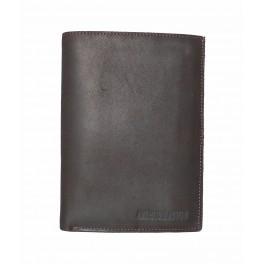 Portefeuille / porte papiers en cuir gras ARTHUR & ASTON