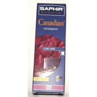 Cirage en tube Canadian SAPHIR