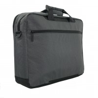 "Porte-document en toile 15"" Blue label HEDGREN"