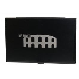Etui porte-carte Alu protection RFID