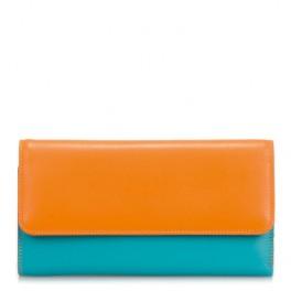 Porte-monnaie+porte cartes dos à dos MYWALIT *