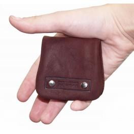 Porte-monnaie zip homme en cuir Baroudeur Jean-Louis FOURES