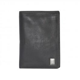 Portefeuille petit modèle en cuir ARTHUR & ASTON