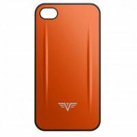 Coque en aluminium pour I Phone 4 et 4S TRU VIRTU
