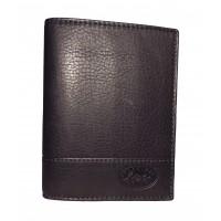 Portefeuille petit format en cuir de vachette FRANCINEL